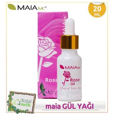 Rose Oil 20ml Gül Yağı MAIA