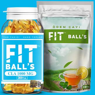 Fitballs CLA