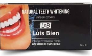 Luis Bien Aktif Karbon Diş Beyazlatma Tozu