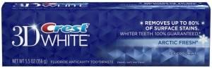 Crest 3D White Arctic Fresh Diş Macunu