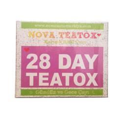 Nova Teatox Detoks Çayı
