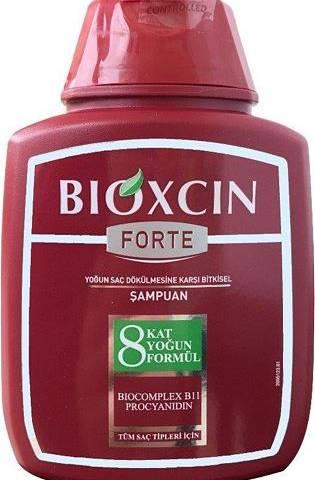 Bioxcin 300ml Forte Şampuan Saç Dökülmesine Karşı Şampuan