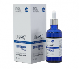Uraw Blue Hair Serum (mavi serum)