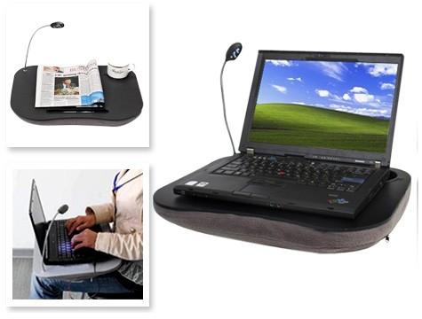 f365ea59d6568 Minderli Lambalı Fonksiyonel Laptop Sehpası