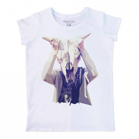 Nondiagnostic baskılı tasarım tişört. %100 pamuklu baskılı bayan tişört. Presstish tasarım baskılı tişört çeşitleri. Hediyelik kadın tişört. Tişört baskı. Baskılı tshirt.