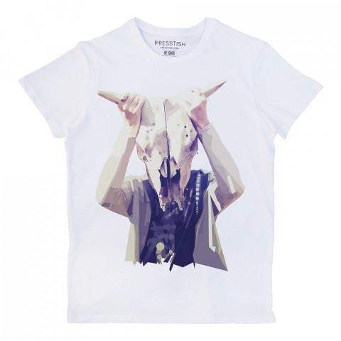 Nondiagnostic baskılı tasarım tişört. %100 pamuklu baskılı tişört. Presstish organik erkek tasarım baskılı tişört çeşitleri. Hediyelik tasarım tshirt. Tişört baskı.