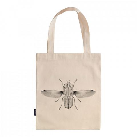 Surreal Flight tasarım baskılı ham bez çanta. 35x41. Hediyelik bez çanta modelleri. En güzel bez çantalar. Modaya uygun bez çantalar. Organik baskılı bez çanta.