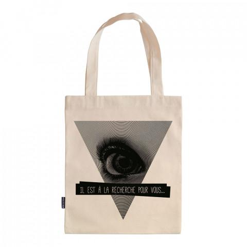 Finder göz tasarım baskılı ham bez çanta. 35x41. Hediyelik bez çanta modelleri. En güzel bez çantalar. Dayanıklı, modaya uygun bez çantalar. Organik baskılı bez çanta.