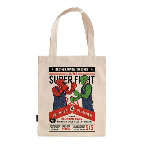Blood Plumbers tasarım baskılı ham bez çanta. 35x41. Hediyelik bez çanta modelleri. En güzel bez çantalar. Dayanıklı, modaya uygun bez çanta. Organik baskılı bez çanta.