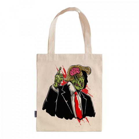 Fatal Virus tasarım baskılı ham bez çanta. 35x41. Hediyelik bez çanta modelleri. En güzel bez çantalar. Donald Trump baskılı bez çanta. Organik baskılı bez çanta.