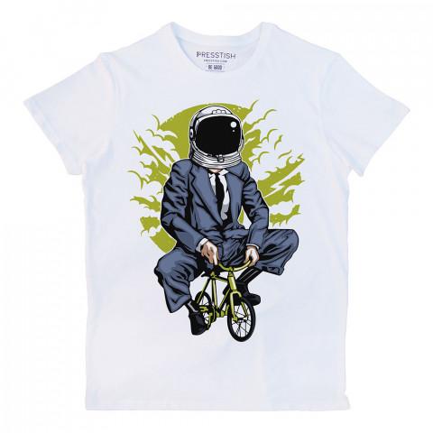 Monday Morning baskılı tasarım tişört. %100 pamuklu baskılı tişört. Presstish organik erkek tasarım baskılı tişört çeşitleri. Hediyelik tasarım tshirt. Tişört baskı.