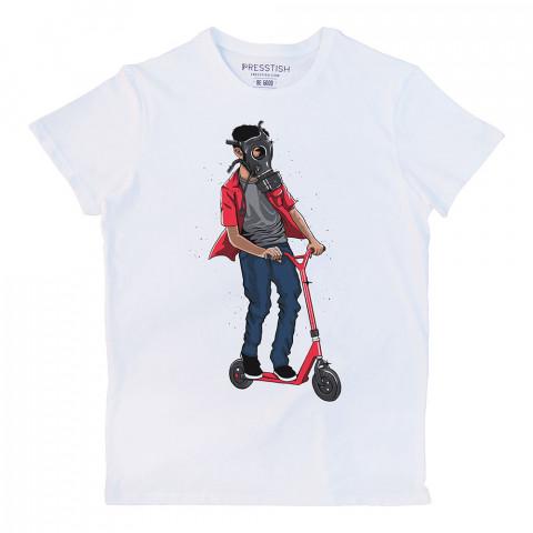 Defend The Park baskılı tasarım tişört. %100 pamuklu baskılı tişört. Presstish organik erkek tasarım baskılı tişört çeşitleri. Hediyelik tasarım tshirt. Tişört baskı.