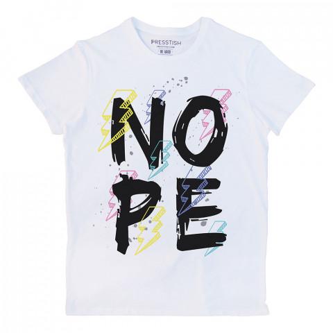 Anti Insist baskılı tasarım tişört. %100 pamuklu baskılı tişört. Presstish organik erkek tasarım baskılı tişört çeşitleri. Hediyelik tasarım tshirt. Tişört baskı.