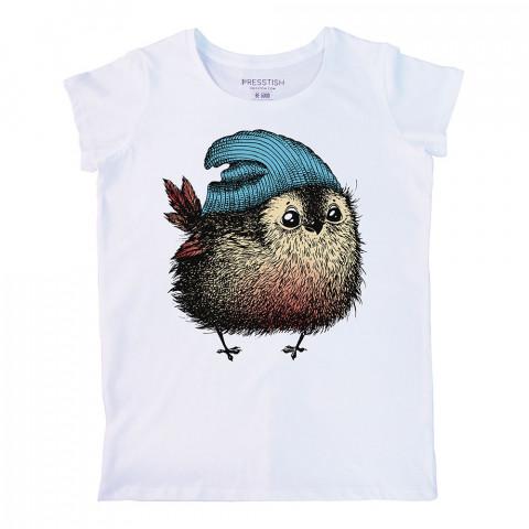 People Told Me baskılı tasarım tişört. %100 pamuklu baskılı bayan tişört. Presstish tasarım baskılı tişört. Hediyelik kadın tişört. Tişört baskı. Baskılı tasarım tshirt.