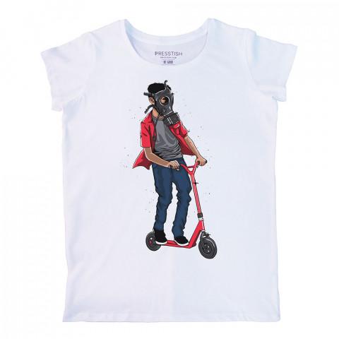 Defend The Park baskılı tasarım tişört. %100 pamuklu baskılı bayan tişört. Presstish tasarım baskılı tişört. Hediyelik kadın tişört. Tişört baskı. Baskılı tasarım tshirt.
