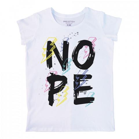 Anti Insist baskılı tasarım tişört. %100 pamuklu baskılı bayan tişört. Presstish tasarım baskılı tişört. Hediyelik kadın tişört. Tişört baskı. Baskılı tasarım tshirt.