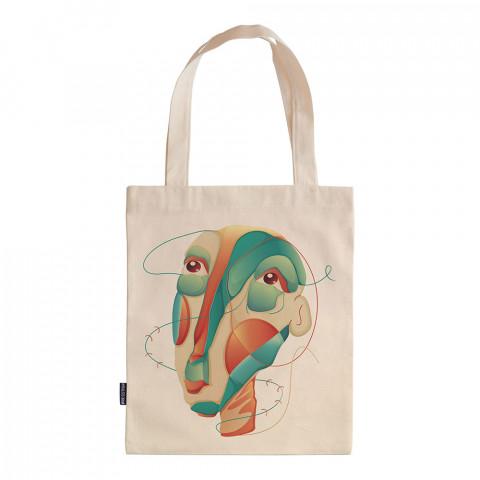 Anatomy Of Madness tasarım baskılı ham bez çanta. 35x41. Hediyelik bez çanta modelleri. En güzel bez çantalar. Dayanıklı, modaya uygun bez çantalar. Baskılı bez çanta.