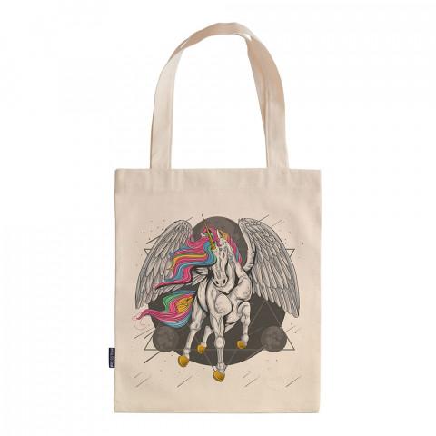 Godspeed Younicorn tasarım baskılı ham bez çanta. 35x41. Hediyelik bez çanta modelleri. En güzel bez çantalar. Dayanıklı, modaya uygun bez çantalar. Organik bez çanta.