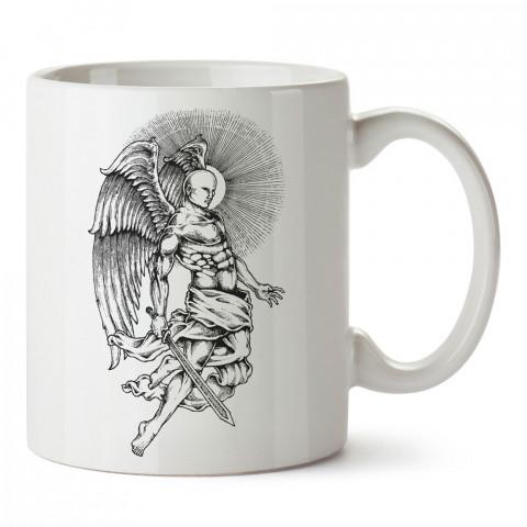 Unfair War baskılı tasarım porselen kupa bardak (mug). Presstish marka, resimli, en güzel hediyelik kupa bardak modelleri. Tasarım kahve kupası. Baskılı mug bardak.