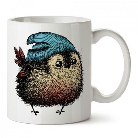 People Told Me baskılı tasarım porselen kupa bardak (mug). Presstish marka, resimli, en güzel hediyelik kupa bardak modelleri. Tasarım kahve kupası. Baskılı mug bardak.