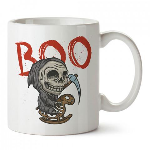 Late To The Party At Funeral baskılı tasarım porselen kupa bardak (mug). Presstish marka, resimli, en güzel hediyelik kupa bardak modelleri. Tasarım kahve kupası.