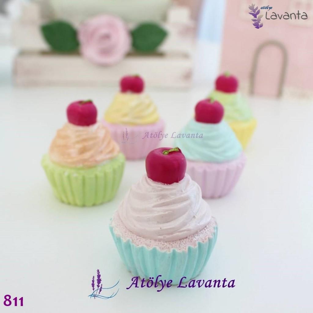 Cupcake Silikon Kalibi