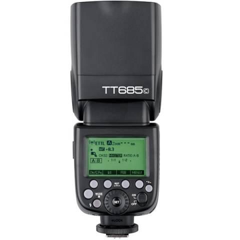 GODOX TT685 TTL TEPE FLAŞI