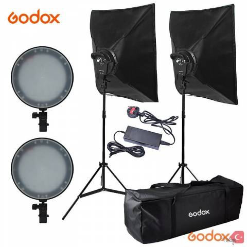 GODOX YOUTUBE LED VİDEO IŞIK SET