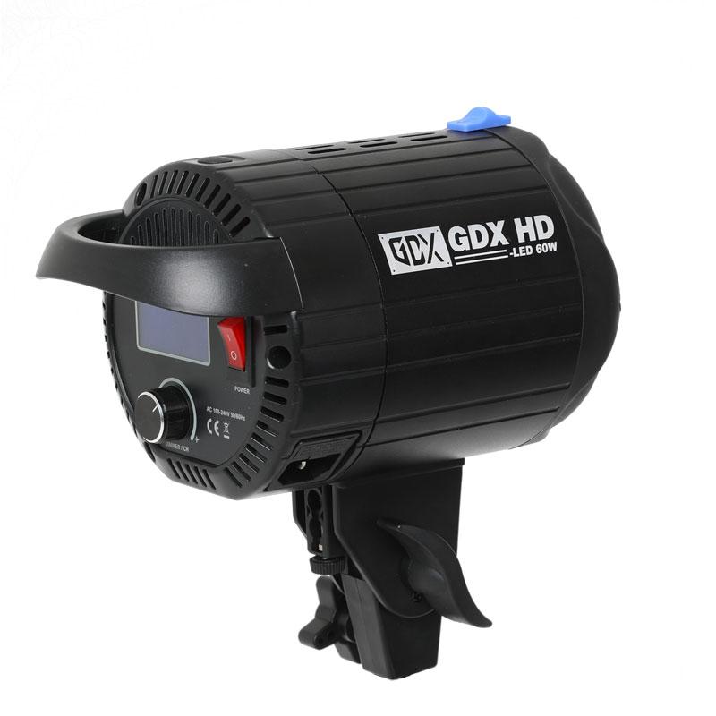 Gdx HD-60W Led Video Işığı