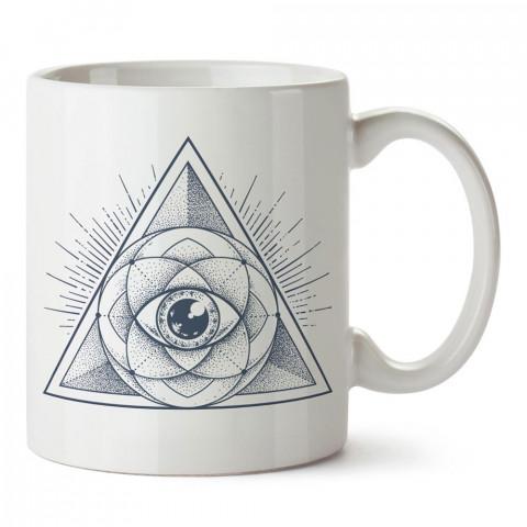 Simya Tattoo tasarım baskılı porselen kupa bardak modelleri (mug bardak). Sevdiklerinizi mutlu edecek hediyeler. Kahve kupası.