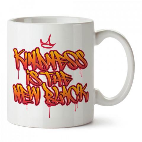 Kibarlık Yeni Moda yazılı tasarım baskılı porselen kupa bardak modelleri (mug bardak). Yazılı desenli hediyelik ürünler. Kahve kupası.
