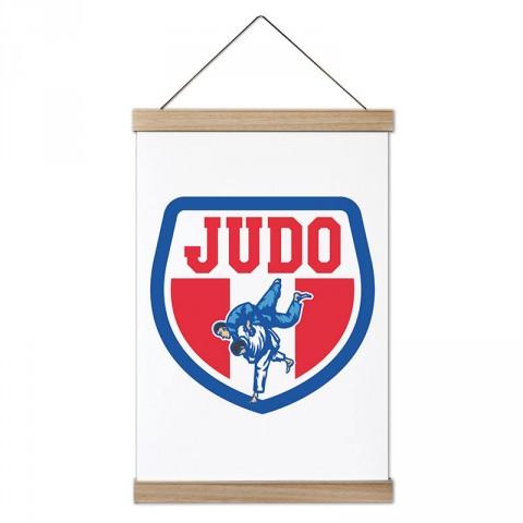Judo Arma tasarım dekoratif ahşap çerçeveli kanvas poster tablo modelleri. Judocuya ve dövüşçüye en güzel hediye modern kanvas poster duvar tabloları.