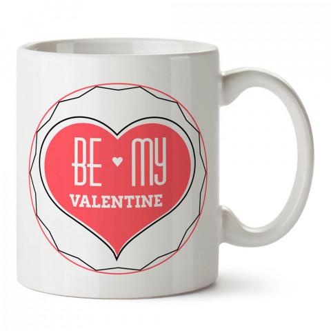Sevgilim Ol tasarım baskılı porselen kupa bardak (mug). Sevgiliye hediye aşk içerikli kupa bardaklar. Sevgiliye en güzel hediye kupa. Sevgili için kahve kupası.