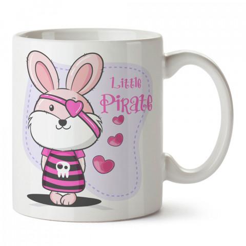 Küçük Kürsan Tavşan Aşk tasarım baskılı porselen kupa bardak (mug). Sevgiliye hediye aşk içerikli kupa bardaklar. Sevgiliye en güzel hediye kupa. Sevgiliye kahve kupası.