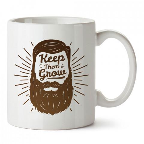 Büyümelerini Sağla Hipster tasarım baskılı kupa bardak (mug). Hipster hediyelik kupa bardak. Hipstera tasarım hediye. Hipster tarz tasarımlar. Hipster hediye çeşitleri.