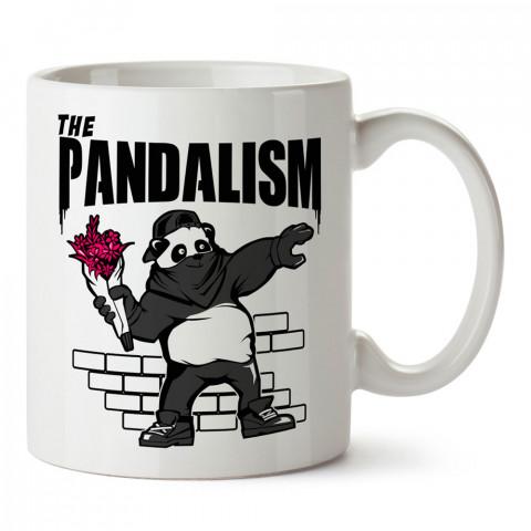 Pandalizm tasarım baskılı kupa bardak (mug bardak). En güzel baskılı kupa bardak çeşitleri. Tasarım kupa bardak modelleri. Hediye kupa. Kahve kupası.